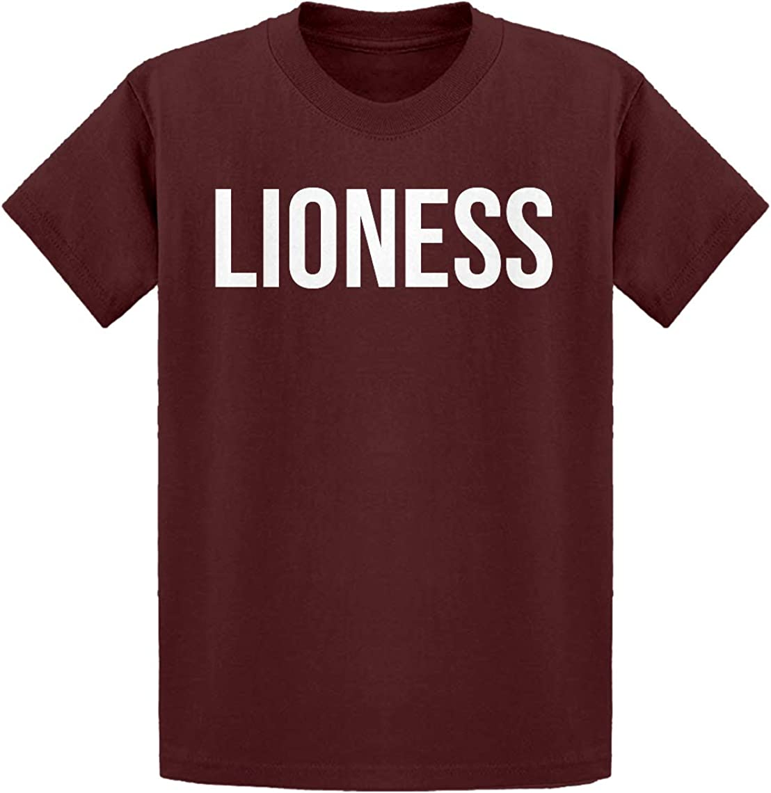 Sports Fan Tees Lioness Kids T-Shirt