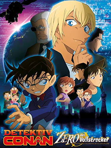 Detektiv Conan - 22. Film: Zero der Vollstrecker