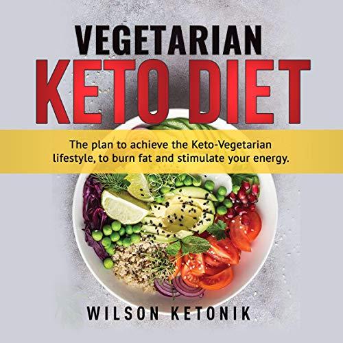『Vegetarian Keto Diet』のカバーアート
