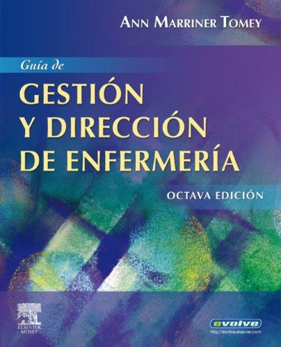 51IQ+xn9u+L - Guía de gestión y dirección de enfermería: incluye Evolve (Spanish Edition)