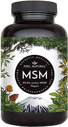 Vita Naturalis Ug -  Msm Tabletten -