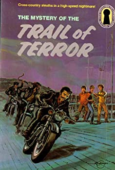 The Mystery of the Trail of Terror - Book #39 of the Alfred Hitchcock and The Three Investigators