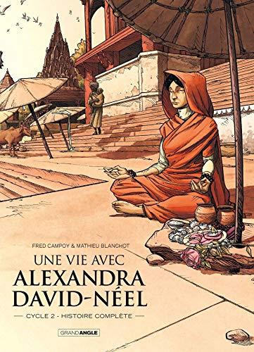 Une vie Avec Alexandra David-Néel - coffret volumes 03 et 04