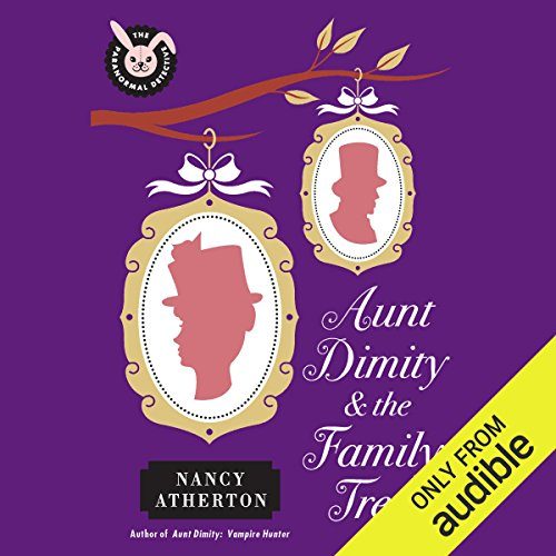 Aunt Dimity and the Family Tree audiobook cover art