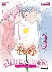 Shikabana - Fleur de cadavre Edition simple Tome 3