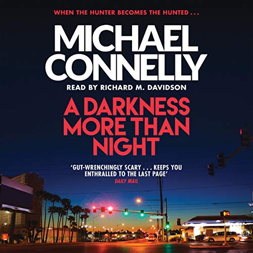 A Darkness More Than Night cover art