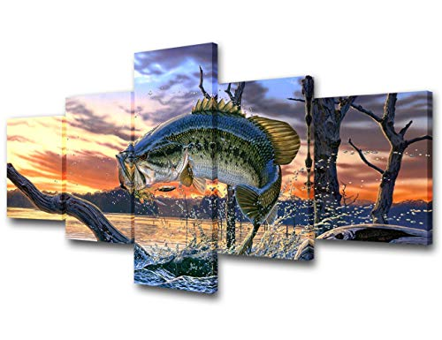 Mejor HGOD DESIGNS Throw Pillow Case Go Jump in The Lake Cotton Linen Square Cushion Cover Standard Pillowcase for Men Women Home Decorative Sofa Armchair Bedroom Livingroom 18 x 18 inch crítica 2020