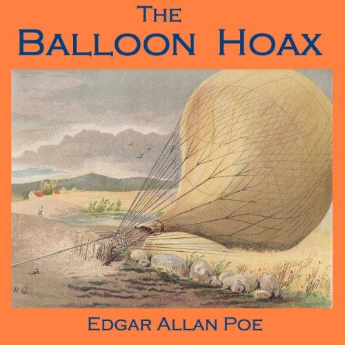 The Balloon Hoax audiobook cover art