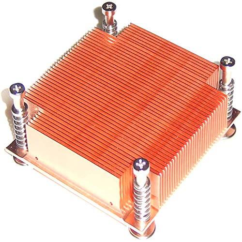 BeMatik - Slanke 1U CPU-radiator (LGA775-aansluiting)