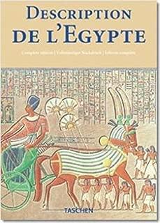 Description de l'Egypte: Publiee par les ordres de Napoleon Bonaparte (Klotz) (English, French and German Edition)