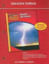 Holt Science & Technology: Interactive Textbook (I) Weather and Climate