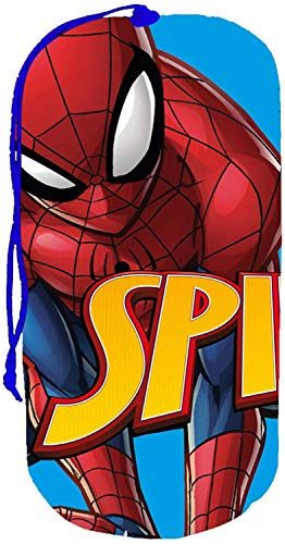 Kid Licensing Saco de Dormir 68 X 138 Cm Spiderman - Sacos para Dormir