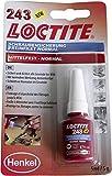 Medio de tornillos. 5 ml, Loctite 243
