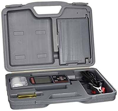 Associated Equipment 12-1015 Hand Held Digital Battery-Electrical System Tester (W/Printer, USB Printer Cable, Software Cd)