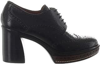 Pons quintana Luxury Fashion Womens 8078005BLACK Black Lace-Up Shoes | Fall Winter 19