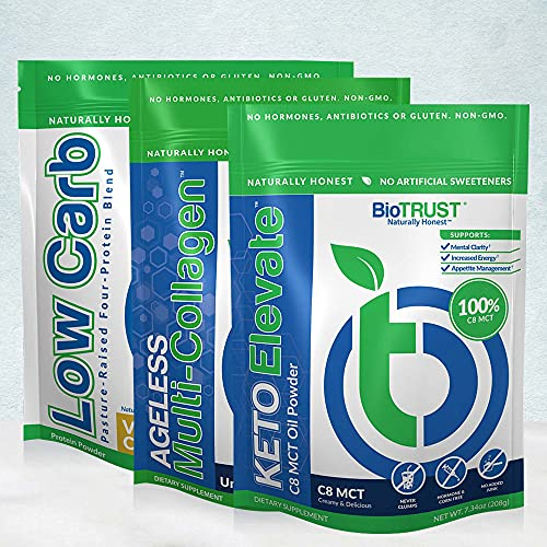 BioTRUST Customer Favorite Starter Bundle
