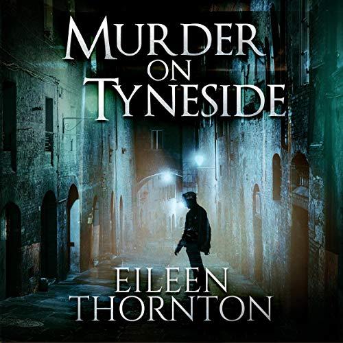 Murder on Tyneside cover art