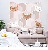 Miwaimao Tapices decorativos habitación dormitorio tela fondo nórdico,h,200x150cm