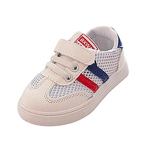 Kinder Outdoor Schuhe Baby Erste Wanderschuhe Atmen Loch Schuhe Casual Casual Schuhe Jungen Mädchen Weichen Boden