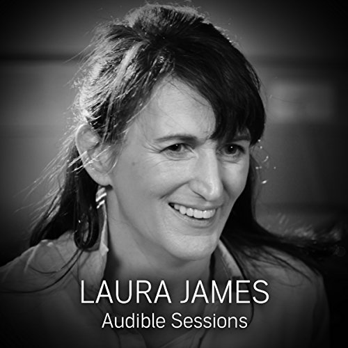 Laura James audiobook cover art