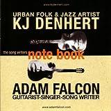 Song Writers Notebook by Kenhert, Kj, Falcon, Adam (2005-07-26)