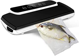 Automatic vacuum sealing system air food sealer sealing machine small compact design for easy cleaning of wet and dry food...