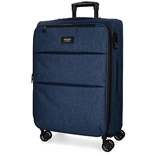 Movom Ottawa Maleta, 76 cm, 90 litros, Azul