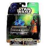 Pares de Star Wars Max Rebo Band Max Rebo y Doda Bodonawieedo / Star Wars Max Revo y...
