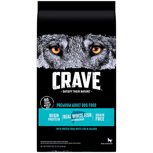 CRAVE Grain Free Adult Dog Food
