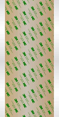 DonDo 3M 467MP Transferklebstoff Klebstoff Film Transferklebeband Schilder Industrie 90x250mm