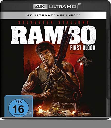 Rambo - First Blood (4K Ultra HD) [Blu-ray]