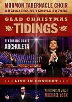 Glad Christmas Tidings With David Archuleta [DVD] [Import]