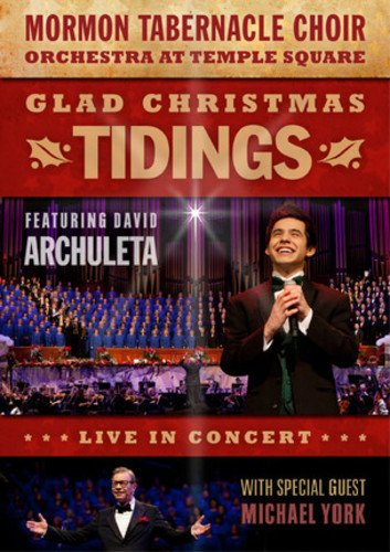 Glad Christmas Tidings With David Archuleta [Edizione: Stati Uniti]