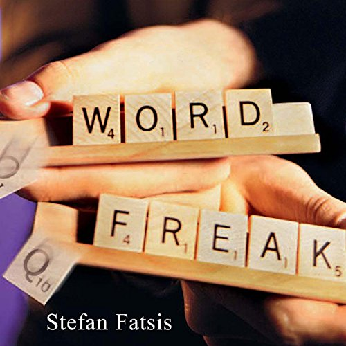 Word Freak audiobook cover art