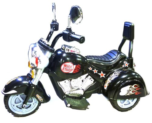 Great Features Of Harley Style 80-1616 Ride On Battery Operated Three Wheels Motorcycle