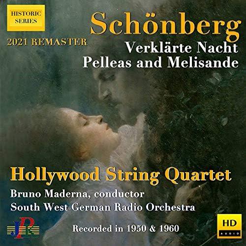 The Hollywood String Quartet, Southwest German Radio Symphony Orchestra feat. Bruno Maderna