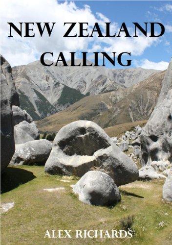 New Zealand Calling by Alex Richards ebook deal