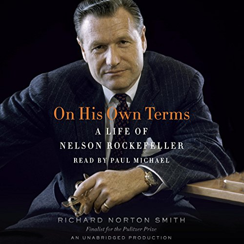 On His Own Terms audiobook cover art