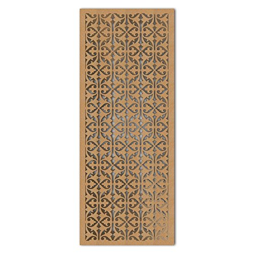 New NISH! 'Deco Panel' | Use asRoom Partition, Screen, Divider, Wall Art, Hanging, Door (MDF Wood - ...