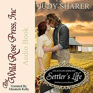 Settler's Life  audiobook cover art