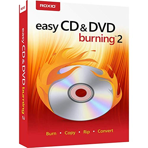 COREL Roxio Easy CD & DVD Burning 2 Win (ML)