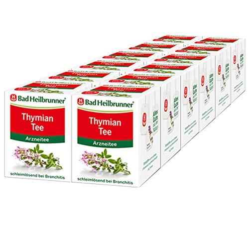 Bad Heilbrunner® Thymian Tee, 12er Pack