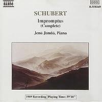 Schubert: Impromptus (Complete) by Jeno Jando (2006-08-01)