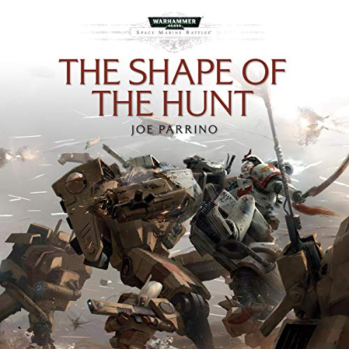 The Shape of the Hunt audiobook cover art