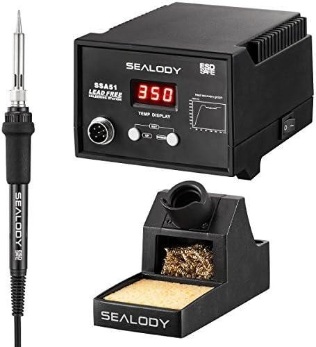 Mid America Products 118 60 Watt Soldering Iron w// chisel tip US plug