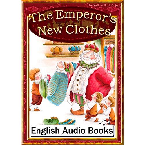『The Emperor's New Clothes(はだかの王様・英語版)』のカバーアート