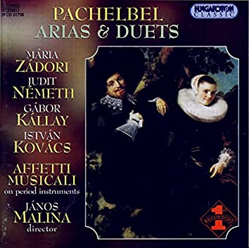 Pachelbel: Arias and Duets