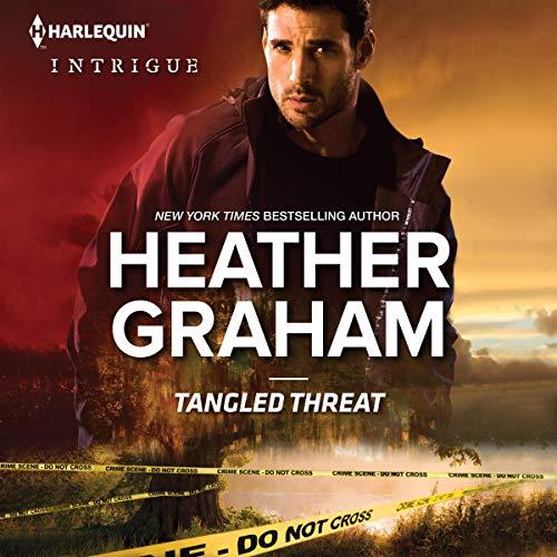 Tangled Threat audiobook cover art