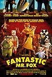 The Fantastic MR Fox – Movie Wall Poster Print – A4