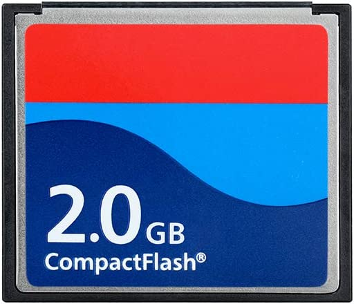 Original 2GB CompactFlash Memory Card TS2GCF133 CF Type I Card